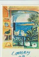 C. P. - CANNES - 10260 - PICASSO - CLOUET - 1990 - MEMOIRE D'UN MUR - - Cannes
