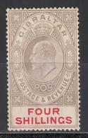 1906-11  YVERT Nº  61  /*/ - Gibraltar