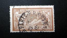 FRANCE 1900 N°120 OBL. (MERSON. 50C BRUN ET GRIS) - 1900-27 Merson
