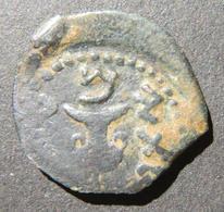 Undocumented Judea Great Revolt/Jewish-Roman War Ancient Pruta Year 2 Coin, 67-68 CE - 1. Les Julio-Claudiens (-27 à 69)