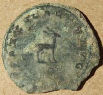 Ancient Roman/Syrian Silvered Antoninianus Gallienus W/Greek H Not Latin E Rev - 1. Les Julio-Claudiens (-27 à 69)