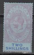 1912-19  YVERT Nº 69  /**/ - Gibraltar