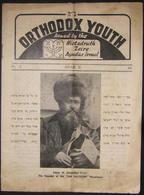 British Post-Holocaust Jewish Orthodox Youth - Agudat Israel Periodical #2, 1946 - Judaisme