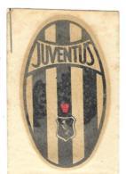Decalcomania Originale D'Epoca Anni '50 Juventus Scudetto - Sports