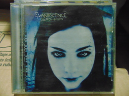 Evanescence- Fallen - Hard Rock & Metal