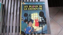 TINTIN LES BIJOUX DE LA CASTAFIORE    HERGE - Tintin