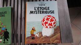 TINTIN  L'ETOILE MYSTERIEUSE   HERGE - Tintin