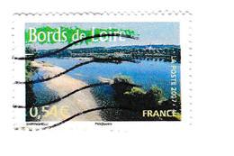 0,54 Euro - Bord De Loire - Oblitérés
