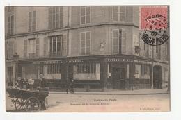 PARIS - AVENUE DE LA GRANDE ARMEE - BUREAU DE POSTE N°62 - 75 - France