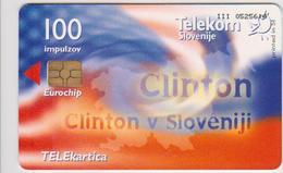 #03 - SLOVENIA-06 - BILL CLINTON - Slovenia