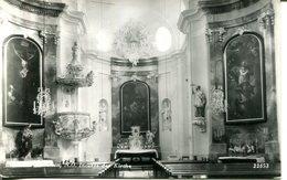 007528  Amstetten - Inneres Der Kirche - Amstetten