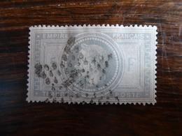 FRANCE  Très Beau N° 33    Oblitéré Et Sans Défaut   Cote : 1150 € - 1863-1870 Napoleon III With Laurels
