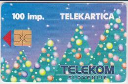 #03 - SLOVENIA-11 - CHRISTMAS TREES - Slovenia