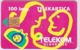 #03 - SLOVENIA-12 - TELEPHONE - Slovénie
