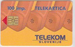 #03 - SLOVENIA-13 - TELEPHONE - Slowenien