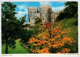 WINDSOR  CASTLE                        (VIAGGIATA) - Windsor Castle