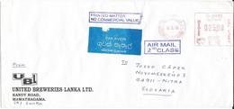 Bier Beer Pint Biere Cerveza Brewery UNITED BREWERIES LANKA LTD.- Sri Lanka - Biere
