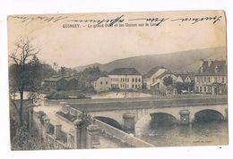 QUINGEY  25  Grand Pont Et Usines En 1904 - Otros Municipios