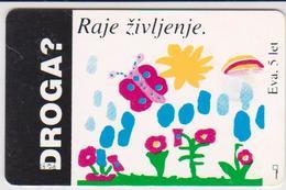 #03 - SLOVENIA-43 - DROGA? - CARTOON - Slowenien