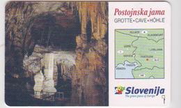 #03 - SLOVENIA-46 - CAVE - Slovénie