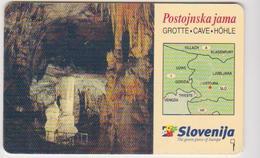 #03 - SLOVENIA-47 - CAVE - Slovénie