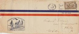 CANADA 1931 First Flight MEDICINE HAT To LETHBRIDGE.BARGAIN.!1 - Eerste Vluchten