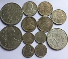 Lot Monnaies Colonies INDOCHINE + Somalie - Monnaies