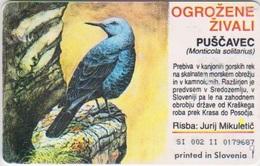 #03 - SLOVENIA-50 - BIRD - PUSCAVEC - Slowenien
