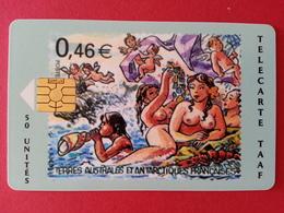 TAAF 34 - 50u Triomphe De Vénus îles St Paul 1500ex T.A.A.F Kerguelen - TAAF - French Southern And Antarctic Lands