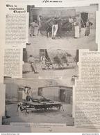 1902 CHANTILLY - HÔPITAL - CHEZ LE VÉTÉRINAIRE CHAPARD - 1900 - 1949