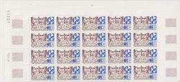 TAAF 1989 Pioniers / Bossiere 1v 20x ** Mnh (TA207A) - Ongebruikt