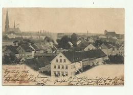 Hainichen - Verzonden 1903 (2 Scans) - Hainichen
