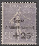 France  .    Yvert    .     254    .     *   .     Neuf Avec Charniere  .   /   .  Mint-hinged - France