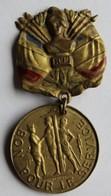 Médaille Conscrit Bon Pour Le Service Marianne République Française - Militaria