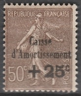 France  .    Yvert    .     276    .     *   .     Neuf Avec Charniere  .   /   .  Mint-hinged - France