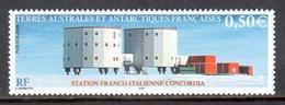 TAAF - 2005 - Station Franco-italienne Concordia ** - Terres Australes Et Antarctiques Françaises (TAAF)