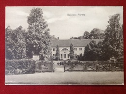 AK Schloss Paretz Brandenburg Ca. 1940 - Ketzin