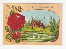 59 BERLAIMONT - Baisers De ... - Cpm Nord - Berlaimont