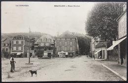 BEAULIEU _ Place Marbot - Autres Communes