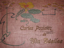 Album Images FORMAT CPA - VIN DESILES - Vignettes Chromo - Vers 1900 - Complet De 152 Cartes Postales D'Artistes - Vecchi Documenti