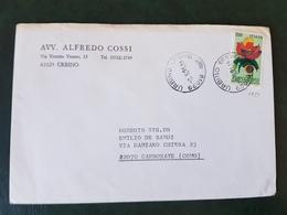 (28042) STORIA POSTALE ITALIANA 1991 - 6. 1946-.. Repubblica