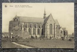 GHEEL - GEEL - Eglise Sainte Dimphne  Vue Extérieure - Zicht Der Ste Dimphna Kerk - - Geel