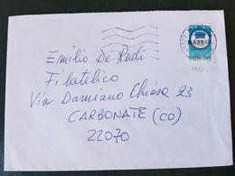 (28043) STORIA POSTALE ITALIANA 1991 - 6. 1946-.. Repubblica
