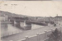 Liege, Kriegsgefangenensendung, Pont Maghin (pk57581) - Liege