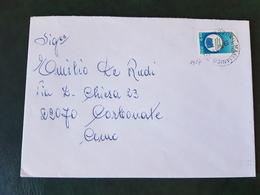 (28048) STORIA POSTALE ITALIANA 1991 - 6. 1946-.. Repubblica