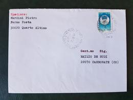 (28049) STORIA POSTALE ITALIANA 1991 - 6. 1946-.. Repubblica