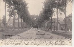 Stockay - Boulevard Paquot - Animé - 1901 - Edit. E. Lemye, Havelange - Saint-Georges-sur-Meuse