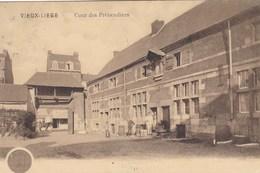 Vieux Liege, Kriegsgefangenensendung, Cour Des Préchandiers (pk57586) - Liege