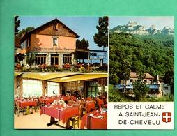 73 Savoie Saint Jean De Chevelu Hotel De La Source - France