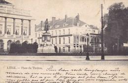 Liege, Kriegsgefangenensendung, Place Du Théatre (pk57588) - Liege